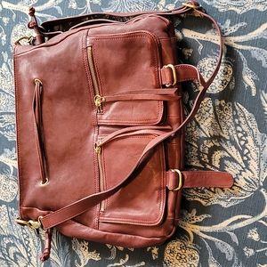 Sorial shoulder bag
